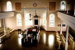 Sinagoga de la colonia judía de Rivera