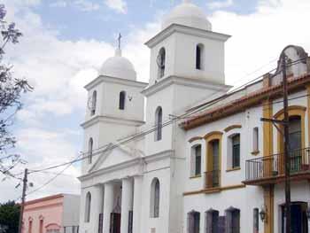 Iglesia de Chascomús