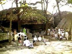 gruta de los panuelos