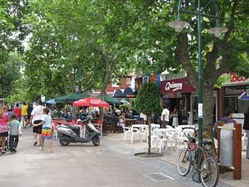 Peatonal de Miramar