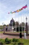 plaza de los inmigrantes