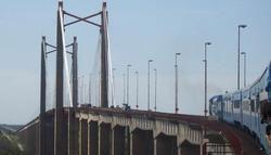 Puente Zarate-Brazo largo