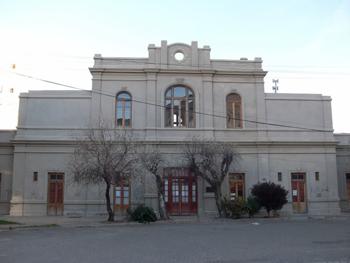 Museo Ferroportuario