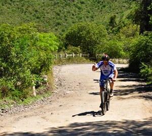 Camina al Cerro Pan de Azucar en Bici