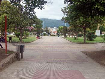 La ciudad de Cosquín