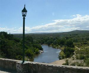 Mirador del Río Cosquín