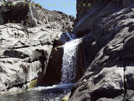 Cascada de Olaen