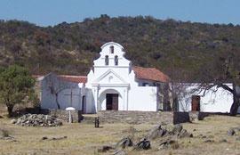 Estancia Jesuítica La Candelaria