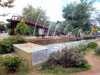 Plaza Mina Clavero