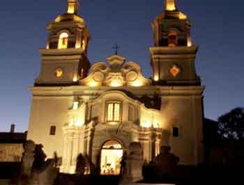 Iglesia de La Cumbre