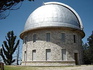 Observatorio de Bosque Alegre