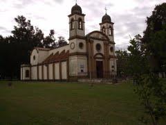 Iglesia en Estancia Yucat de Villa Maria