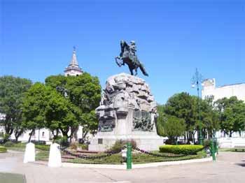 Monumento al Gral San Martín
