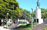 Plaza Cabral