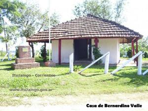 Casa Histórica del Fundador de Ituzaingó