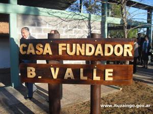 Casa del Fundador de Ituzaingó