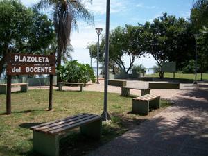 Plaza del Docente de Ituzaingó