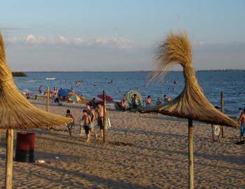 Playa de Gualeguaychu
