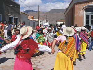 Carnaval de Humahuaca