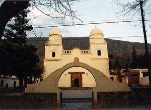 Capilla de San Bartolomé de Tilcara