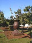 Monumento al mate, Apóstoles