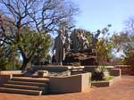 Plaza San Martín, Apóstoles