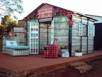 Casa de las Botellas
