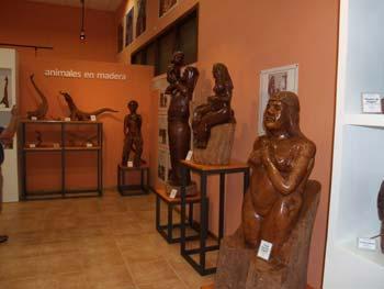Museo de tallas de Teofilo Allou