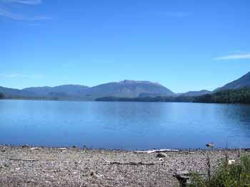 Lago Ñorquinco