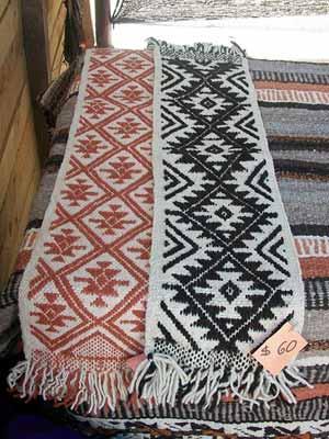 Artesanías en Junín de los Andes
