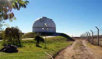 Observatorio astronomico de la ciudad de Neuquen
