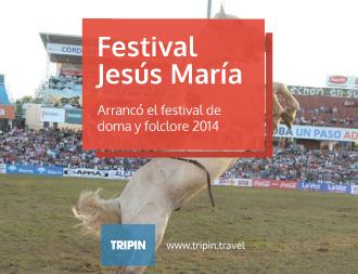 Festival Nacional de Doma y Folklore de Jesús María 2014