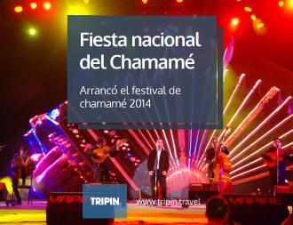 Fiesta Nacional del Chamamé 2014