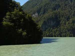 lago frias