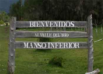 Valle de El Manso