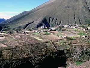 Circuito camino del Inca