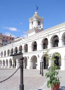 Cabildo de la ciudad de Salta