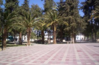 Plaza de Jáchal