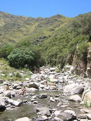 Arroyo Pasos Malos