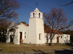 Iglesia de Piedra Blanca