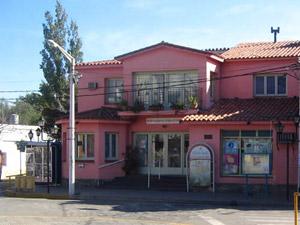 Edificio Municipal de Villa de Merlo