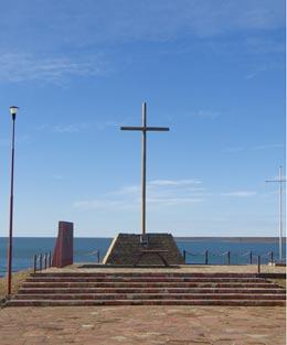 Monumento a la Primera Misa, Puerto San Julián
