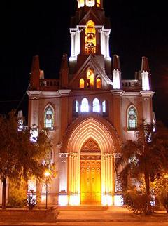 Basílica de Guadalupe, Santa Fe