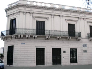 Casa del Brigadier Estanislao López, ciudad de Santa Fe
