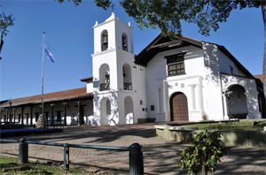 Convento de San Francisco de la ciudad de Santa Fe