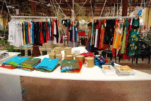Exposición en Mercado Progreso de la ciudad de Santa Fe