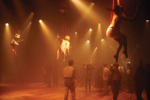 Sala Leopoldo Marechal del Teatro Municipal de la ciudad de Santa Fe