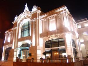 Teatro Municipal de la ciudad de Santa Fe