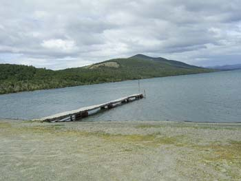 Lago Yehuin