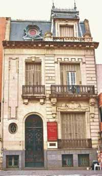 Centro Cultural Rougés
